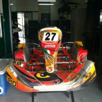 2010 Intrepid Cadet Kart